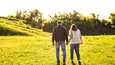 Tapaamishetkellä Vilja ja Joni eivät vielä tienneet, että kaksisuuntainen mielialahäiriö tulisi tulevaisuudessa yhdistämään heitä.