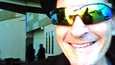 Charlie Sheen näytti näin auvoiselta Las Vegasissa vietetyn hotelliyön jälkeen.