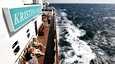 Viime vuonna Punaisellamerellä risteiltiin vielä Kristina Reginalla.
