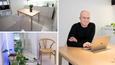 """""""Neliöt eivät ole valtavat, mutta asiat on kodissani suunniteltu lähtökohtaisesti niin, että arjen askareet toimivat niin kylppärissä kuin keittiössäkin"""", sisustusarkkitehti Mikko Vesanen kertoo."""