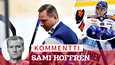 Päävalmentaja Jussi Tapola ja entinen kapteeni Jukka Peltola.