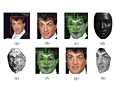 Tunnistatko sinä nämä kasvot? Niin myös DeepFace.