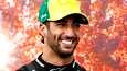 Daniel Ricciardo jättää Renault'n tämän kauden jälkeen.