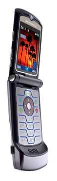 Motorolan ohuet mallit myyyvät hyvin.
