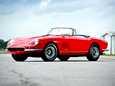 Vuoden 1967 Ferrari Spider