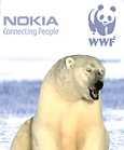 Nokia kierrättää matkapuhelimia muun muassa WWF:n kanssa.