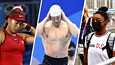 Naomi Osaka (vas.), Ari-Pekka Liukkonen ja Simone Biles ovat kaikki rohkaistuneet kertomaan omista henkisistä haasteistaan.