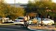 Kongressiedustaja Gabrielle Giffordsia ammuttiin lauantaina.