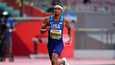 Michael Norman säväytti 100 metrillä, mutta se ei ole hänen päämatkansa.