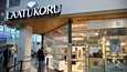Jumbon kauppakeskuksessa sijaitsevaan Laatukoru -myymälään murtauduttiin perjantain ja lauantain välisenä yönä.