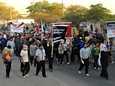 Öljyntuottajamaa Kuwaitissa järjestettiin lauantaina toinen mielenosoitus sen jälkeen, kun levottomuudet alkoivat Tunisiassa ja Egyptissä.