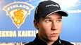 Sami Vatanen edustaa Leijonissa nuoruuden voimaa.