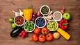 Tutkijoiden havainto tukee jo valmiiksi mittavaa näyttöä marjojen, hedelmien, täysjyväviljan ja kasvispainotteisen ruokavalion terveellisyydestä.