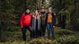 Ollero Eco Lodge on neljän sisaruksen, Aaron, Annin, Artun ja Amalian pyörittämä ekomatkakohde. Syyskuussa se nähdään Netflix-sarjassa Maailman upeimmat loma-asunnot.