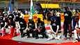 Polvistuminen ei sujunut parhaalla mahdollisella tavalla ennen Steiermarkin GP:tä.