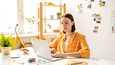 Myös työpisteen ja sähköpostin voi konmarittaa töihin palatessa. Kannattaa myös miettiä, minä viikonpäivänä töihin olisi mahdollista palata.