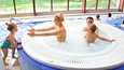 Itä-Virossa riittää kylpylähotelleja. Yksi niistä on Mäetagusen kartanon tiloissa toimiva hotelli, ravintola ja kylpylä.