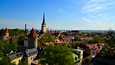 Tallinnan rakennuksilla on pitkä historia.