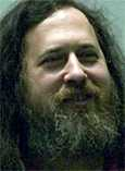 Richard Stallman ei kuulu Linus Torvaldsin puolestapuhujiin.