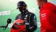 Lewis Hamilton koki historiallisen voittonsa jälkeen koskettavan yllätyksen.