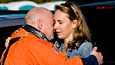 Astronautti Mark Kelly ja kongressiedustaja Gabrielle Giffords avioituivat 2007.