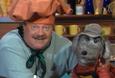"""Pekka """"Pablo"""" Seppä ja Ransu tekivät sympaattista ruokaohjelmaa lapsille."""
