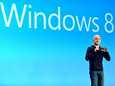 Microsoftista sittemmin eronnut Steven Sinofsky esitteli Windows 8:aa lokakuussa.