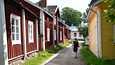 Paraisten historiallinen puutalokaupunginosa, Vanha Malmi, oli viehättävä yllätys.