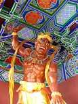 Kiinalainen Dali-jumala.