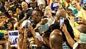 Tilanne lentokentällä pakotti managerin puuttumaan Usain Boltin heräteostoksiin