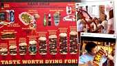 Las Vegasin Sydänkohtaus-grilli lyö laudalta kaikki mättöpaikat – sisään vain leikkaussalivaatteissa, kuva menusta hirvittää