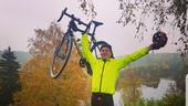 Lauri erehtyi pahanpäiväisesti ja joutui pyöräilemään 1000 kilometriä – keräsi samalla suuren summan sairaille lapsille
