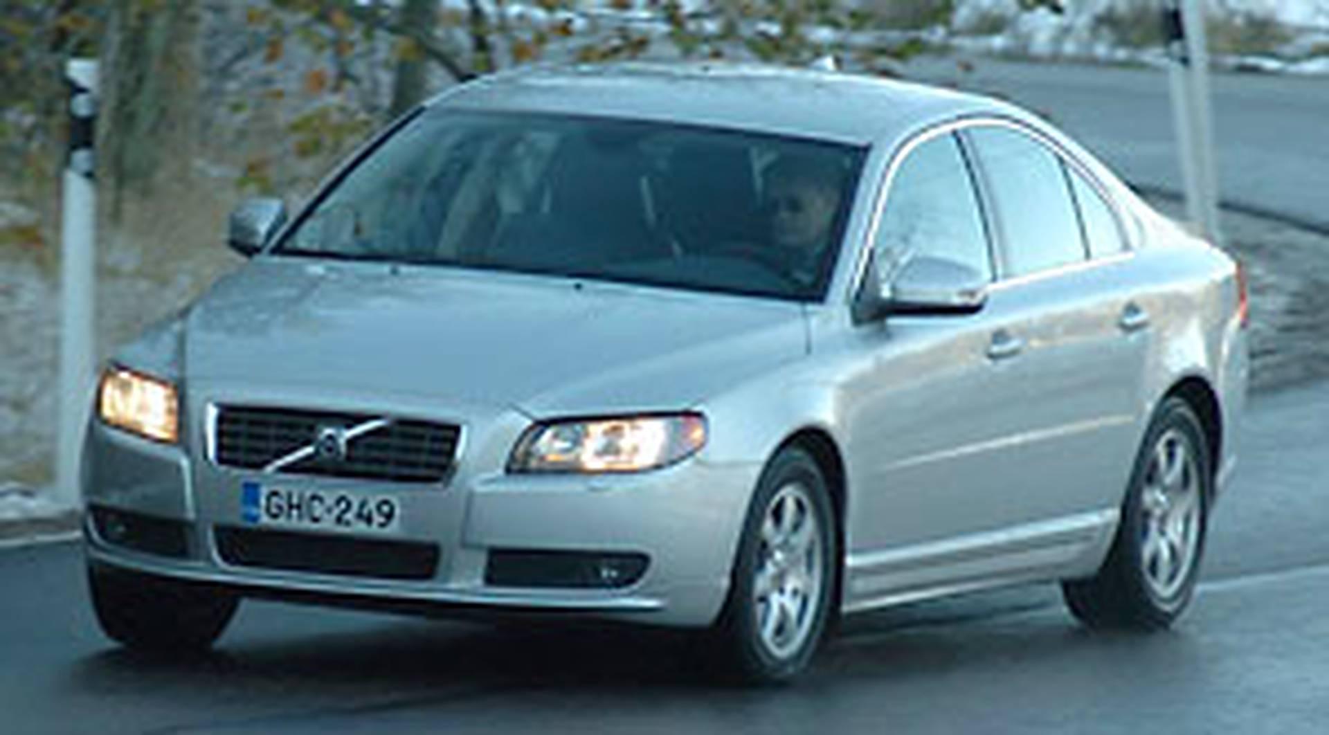 Volvo S80 2 5t Tyynen Arvokkaasti Autot Ilta Sanomat