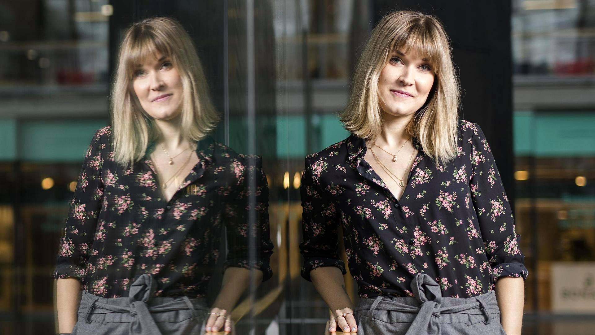 Tunnettu tv-kasvo Laura Arffman raottaa perhearkeaan