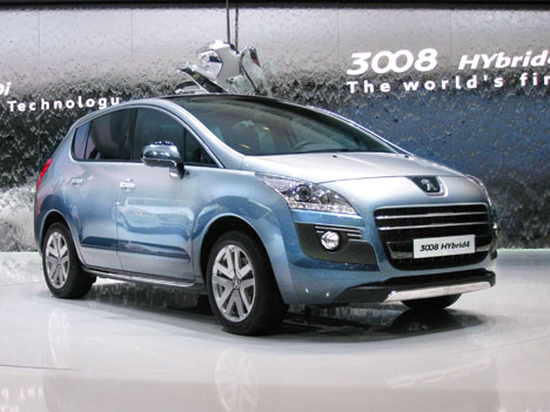 Peugeot 3008 Hybrid >> Peugeot Citroenin Euroopan Myynti On Kriisissa