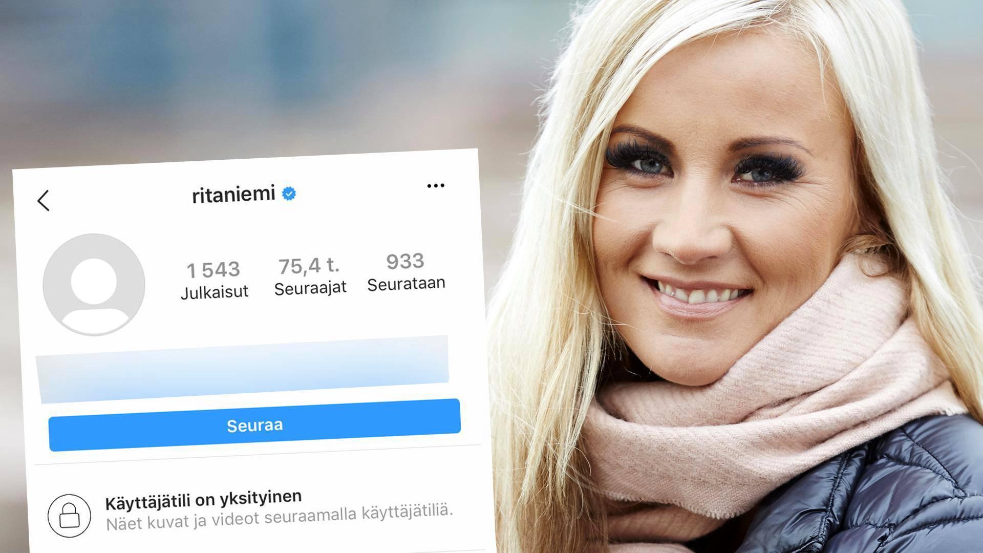 Rita Niemi Instagram