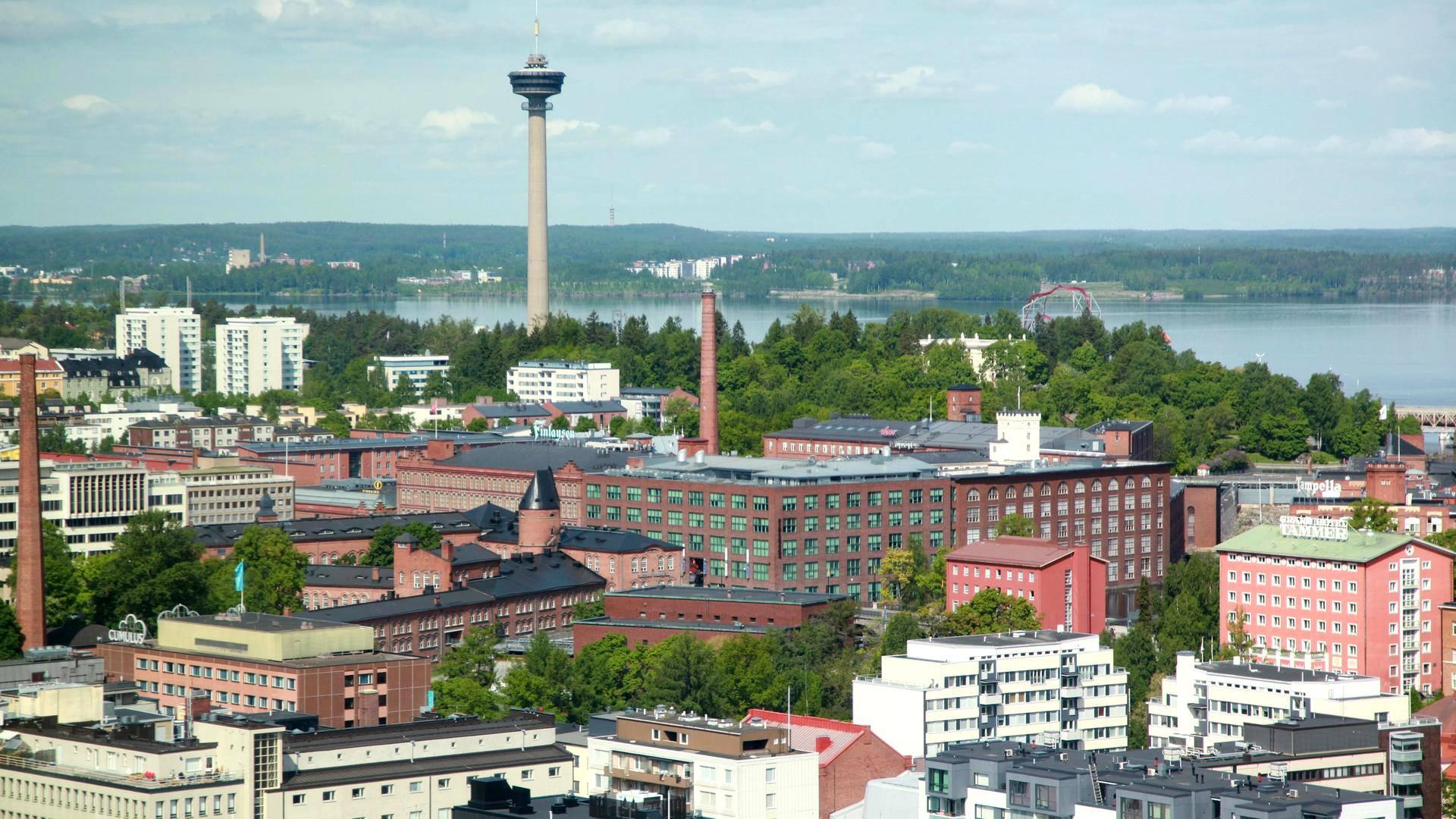 Sähköposti Tampere