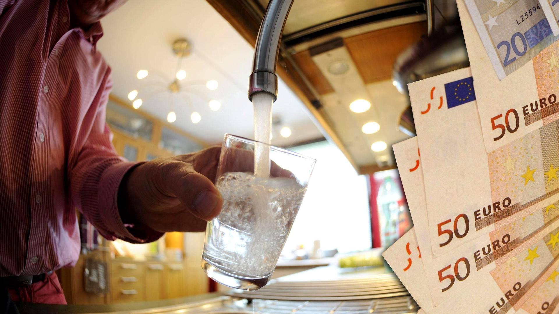 Vedenkulutus Per Henkilö