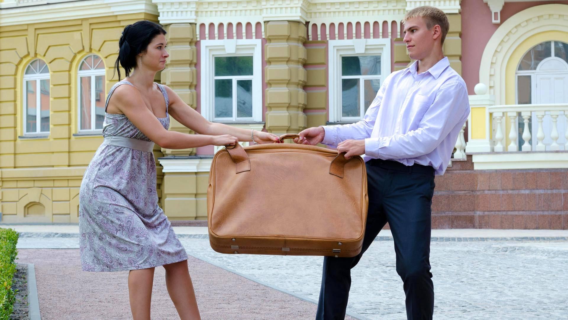 Dating site usein matkustavat