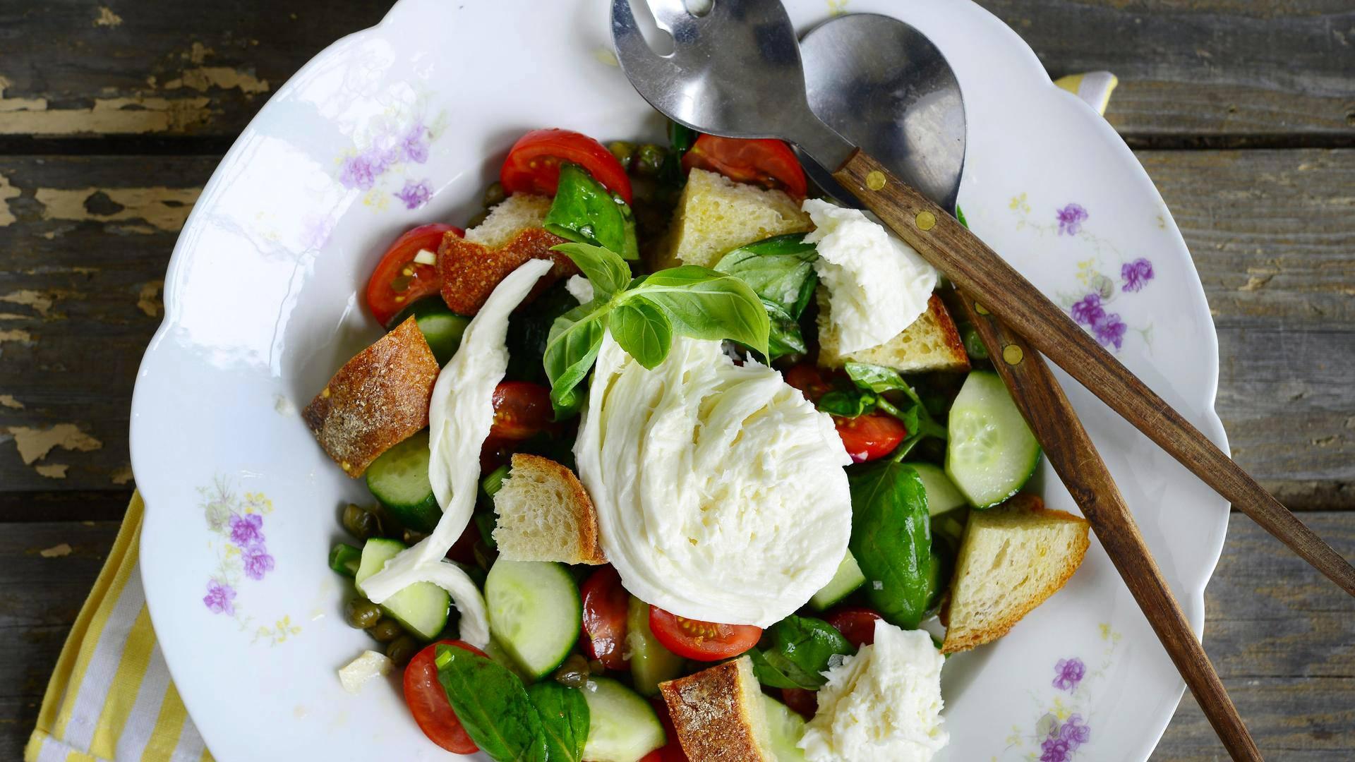 panzanella salaatti