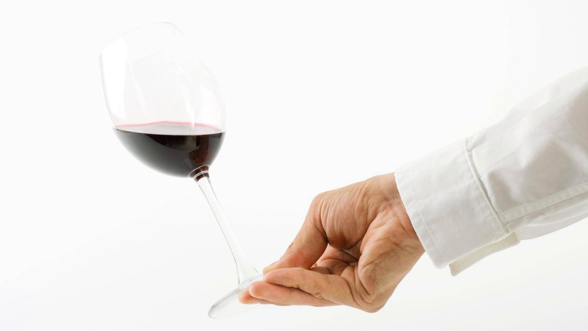 viinin lämpötila