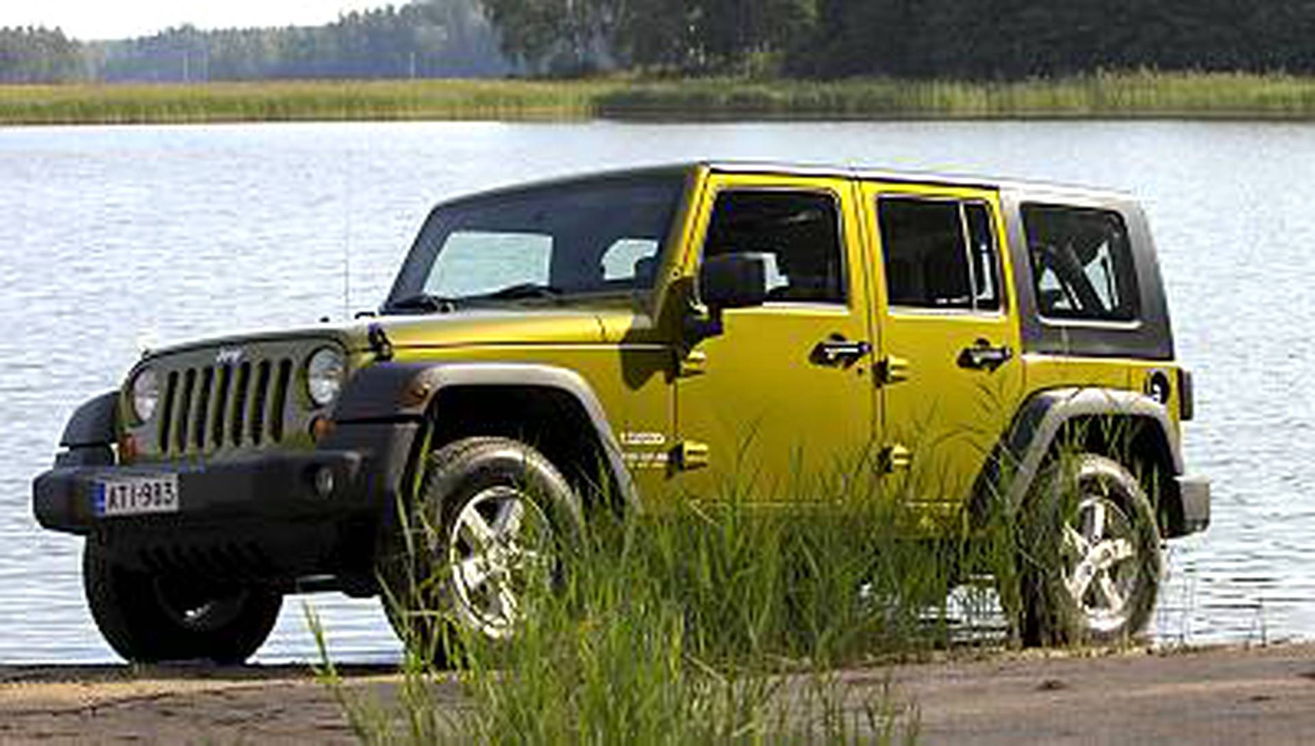 Jeep Wrangler Rims And Tire Packages >> Jeep Wrangler Ja Wrangler Unlimited Wrangler Rikkoi Rajoja