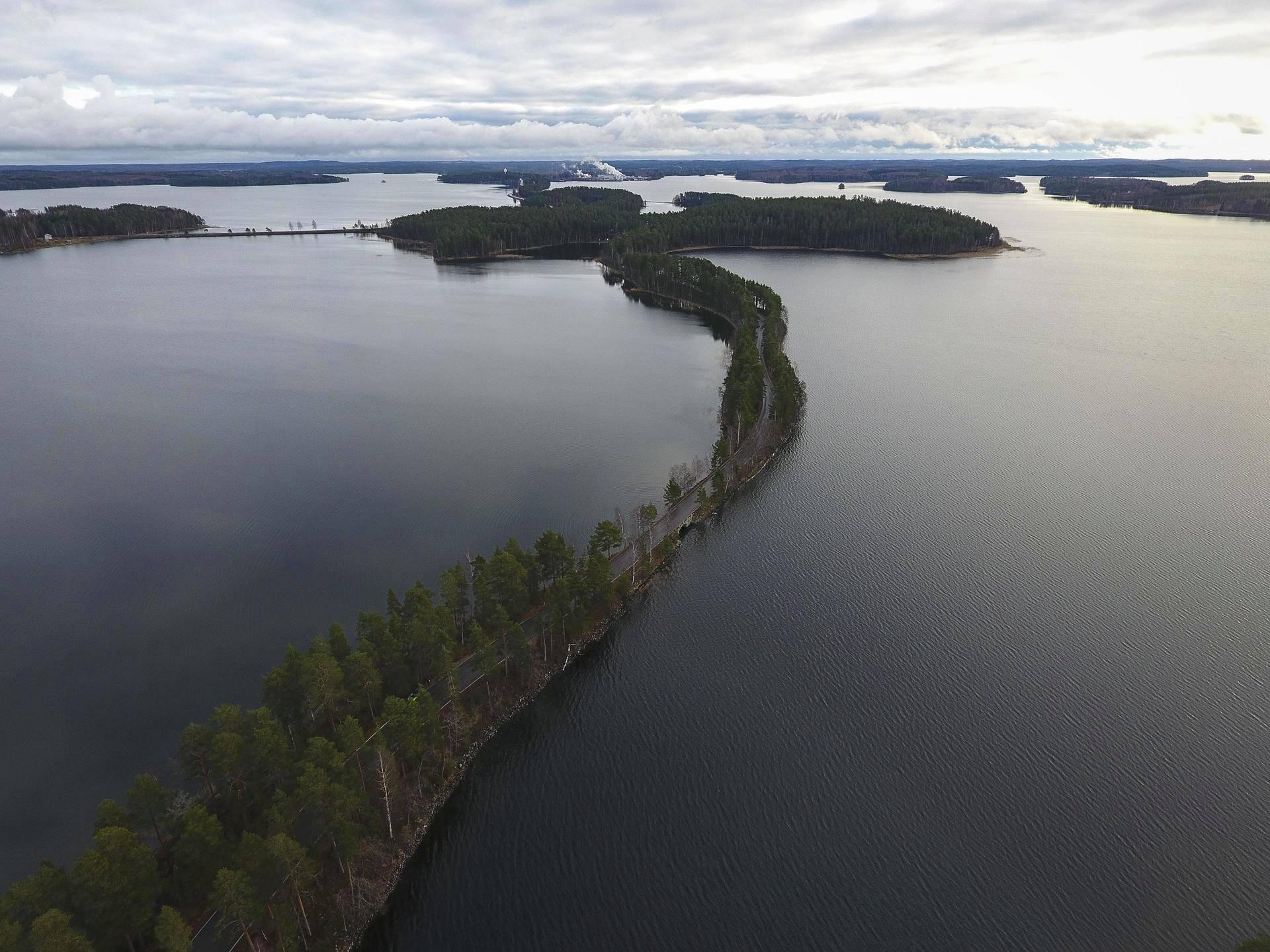 Punkaharju on edelleen Suomen tunnetuimpia luonnonnähtävyyksiä.