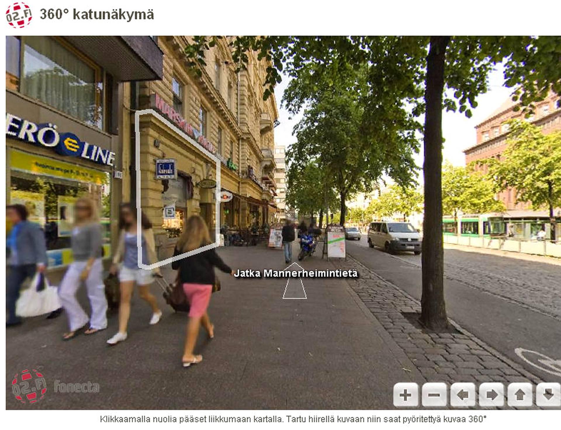 Fonecta Rakentaa Virtuaalisen Katunakyman Mainosmarkkinoita