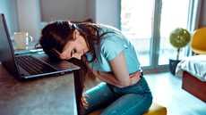 Oireilevaan vatsaan voi olla monia syitä. Yllättävän yleinen syy on ärtyvän suolen oireyhtymä IBS.