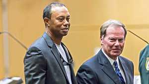 Autoa lääketokkurassa ajanut Tiger Woods tuomittiin vuoden ehdolliseen vankeusrangaistukseen