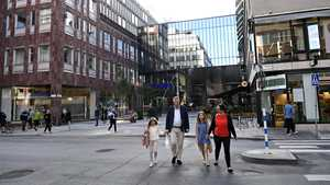 Nordea sulki uusnatsien pankkitilin Ruotsissa