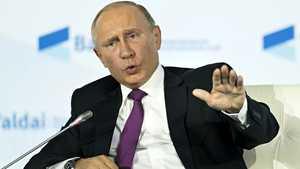 Vladimir Putin: Yhdysvallat yrittää painostaa Venäjän ulos ensi talven olympialaisista