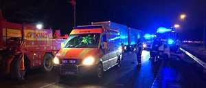 Seitsemän loukkaantunut vakavassa liikenneonnettomuudessa Vantaalla