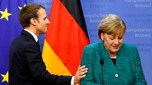 Saksa ja Ranska valjastavat yhdessä eurovankkureita – Suomelle vaikeat uudistukset eivät vielä edenneet